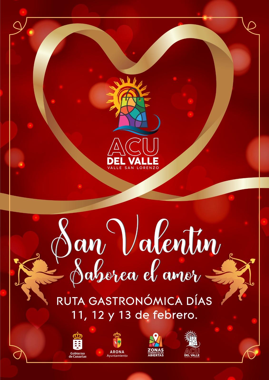San Valentín ACU